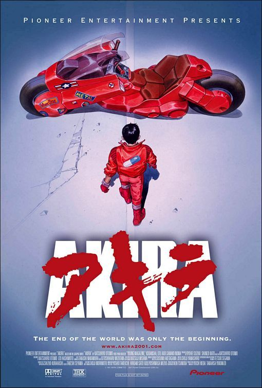 Poster Image for Akira