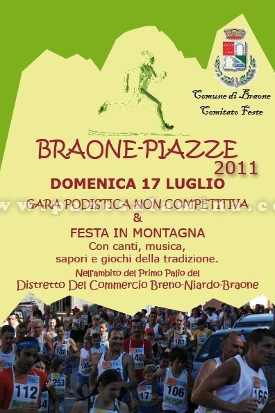 festa in montagna a Braone http://www.panesalamina.com/2011/4422-festa-di-montagna-e-gara-podistica-a-braone.html