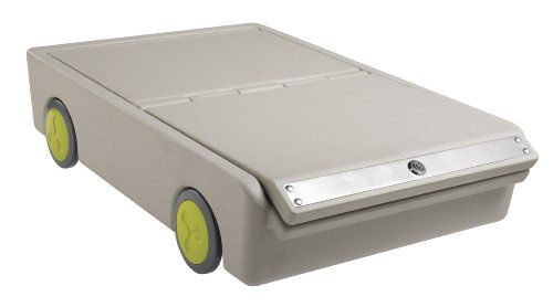 ECR4Kids Lock and Roll Portable Under-Bed Personal Safe. Great gift idea for college kids heading off to their dorms this fall.