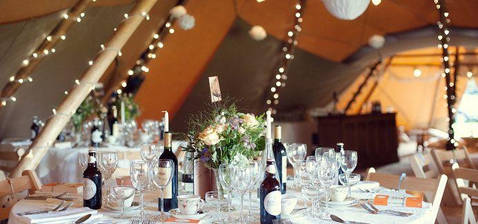 Tipi Hire For Weddings at Unique Tent Co -- http://www.uniquetentco.co.uk/