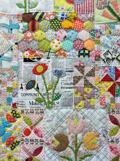 Jen Kingwell Designs Booth at Quilt Market Fall 2013 ...