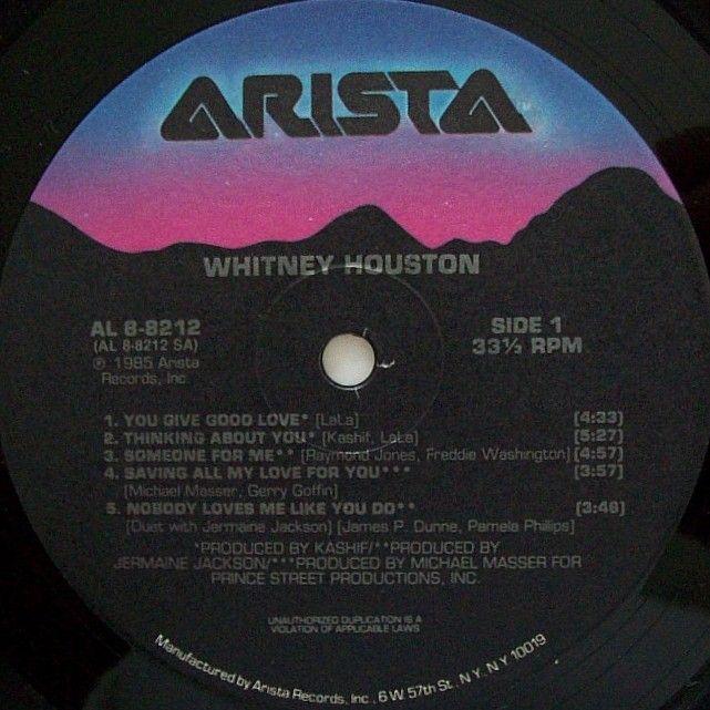 Arista Records Record Label Arista Records Vinyl Records