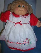 """Original Cabbage Patch Doll from 1980s....Ready for your collection!! 16"""" Tall"""