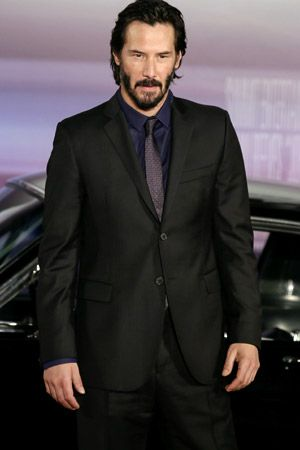 Vote for Keanu Reeves | Most Stylish Men 2016--I followed the link and voted...you can too, if you'd like. Let's win him a style award, his laid-back style has been misunderstood for years. He's certainly lookin' sharp here! -CF