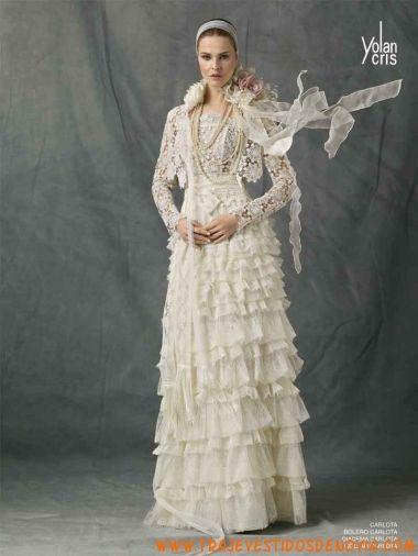 Carlota  Vestido de Novia  YolanCris