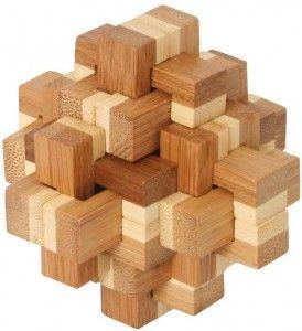 Bamboo Puzzle Cristal MiMi łamigłówka - tylko dla wytrwałych!