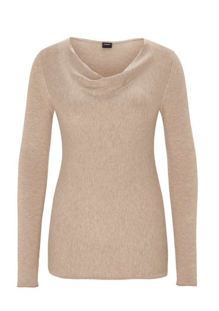 Pullover Jetzt bestellen unter: https://mode.ladendirekt.de/damen/bekleidung/pullover/sonstige-pullover/?uid=99f1a401-a730-5701-baec-4ab42c565a37&utm_source=pinterest&utm_medium=pin&utm_campaign=boards #uni #sonstigepullover #pullover #damen #sweatshirts #bekleidung