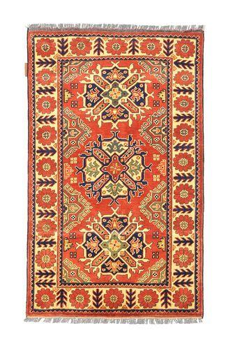 Afghán Kargahi 81x132 - CarpetVista