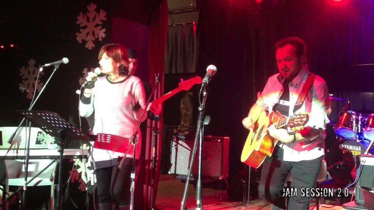 acoustic Ros, Ale, Andrea feat Fabio & Armando #musica #jamsession #jamsessionnight20  #jamsession20 #social #faiunclicksalisulpalco #livemusic