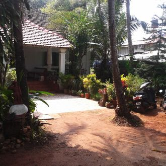Noon's Guest House in Goa