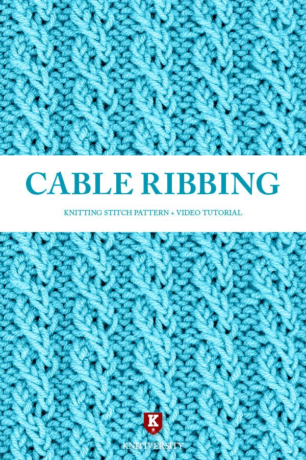 Learn How To Knit Entrelac