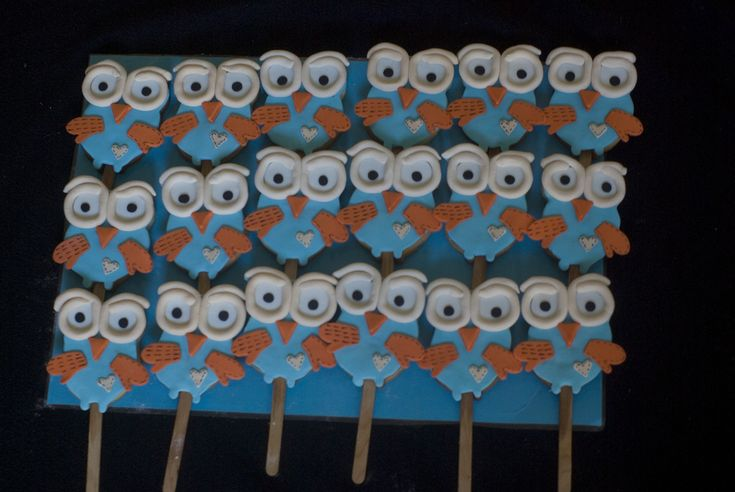 giggle and Hoot Cookies