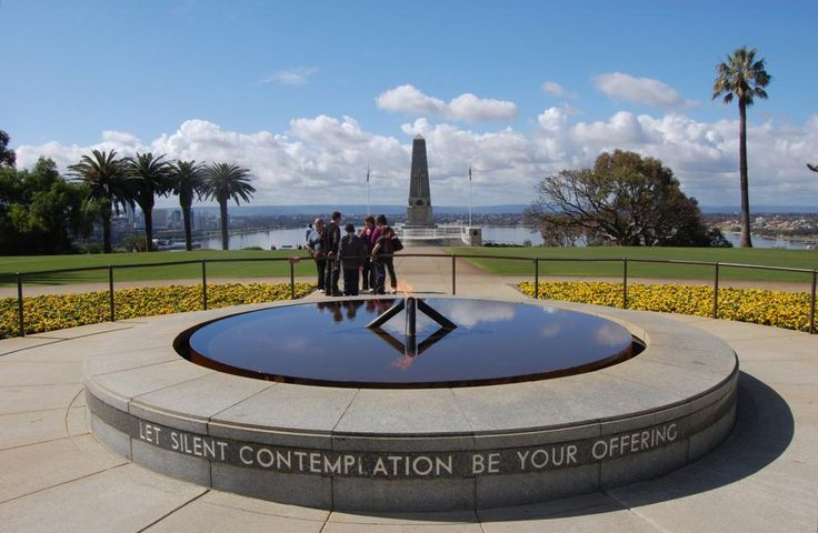 ANZAC War Memorial commercialelectriciansperth.com.au