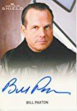 #2: Agents of SHIELD Pack Inserted Autograph Card signed by Bill Paxton as Agent John Garrett