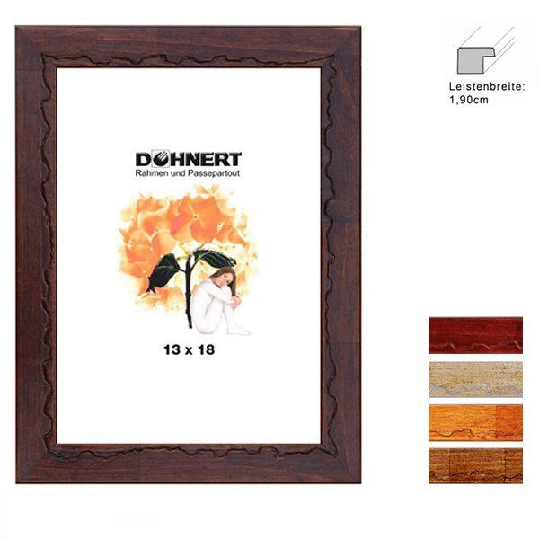 Doehnert Holzrahmen Dagenham Heathway 7x10 cm - Weiß | AllesRahmen.de