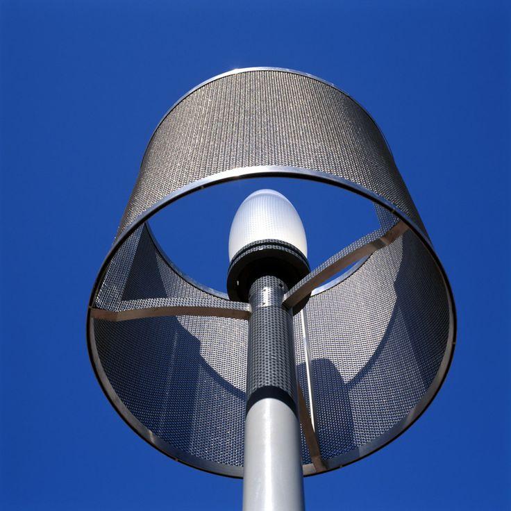 Lighting fixture Zoetermeer, the Netherlands. Design by ipv Delft.