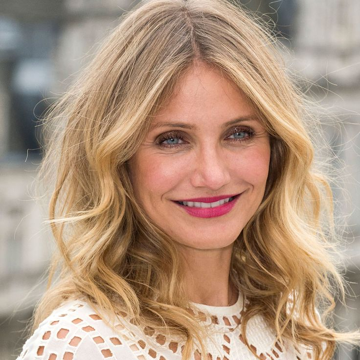 Introducing our beautiful January cover star, Cameron Diaz...