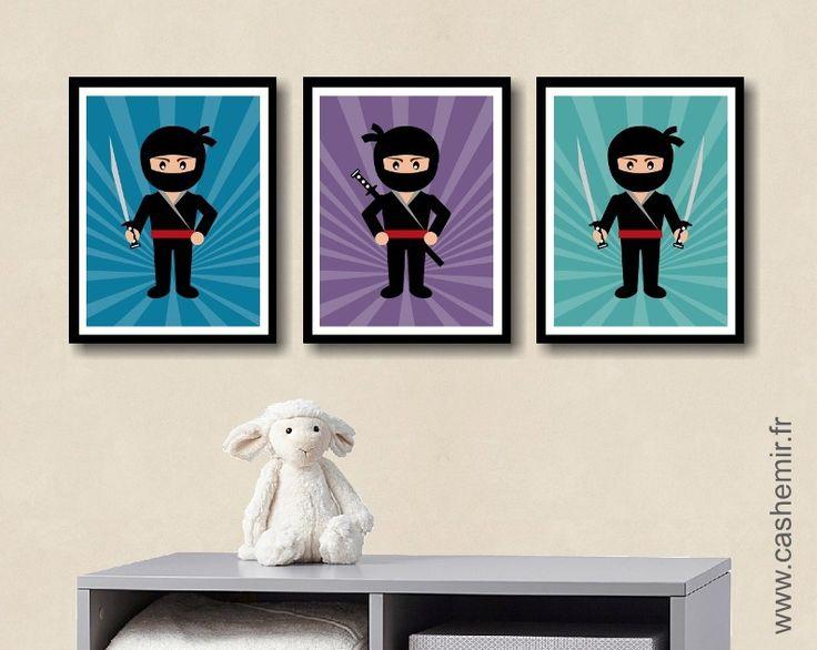 Illustration pour enfant gar on poster affiche pour - Affiche chambre garcon ...