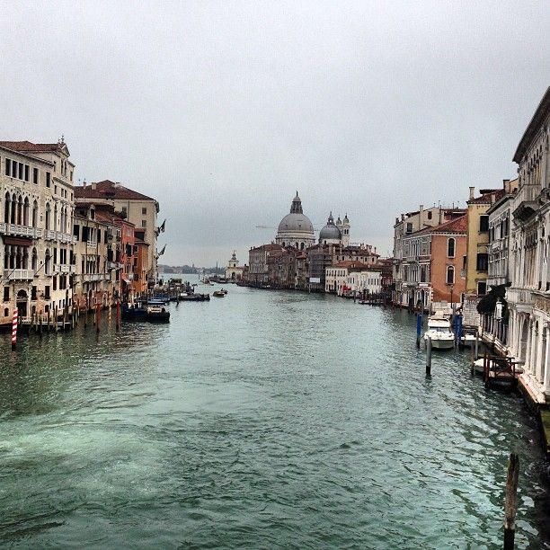 DONE Twice: May 1996, Aug 2014: Canal Grande in Venezia, Veneto