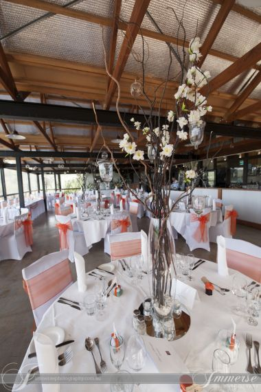 Table settings captured by Immerse Photography @ Yarra Ranges Estate