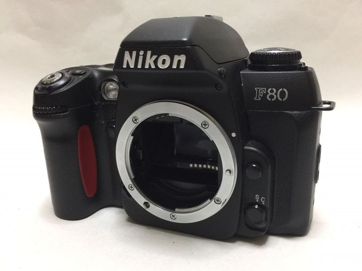 【EXC+++】Nikon F80 35mm SLR Film Camera Body Only From Japan #85 #Nikon