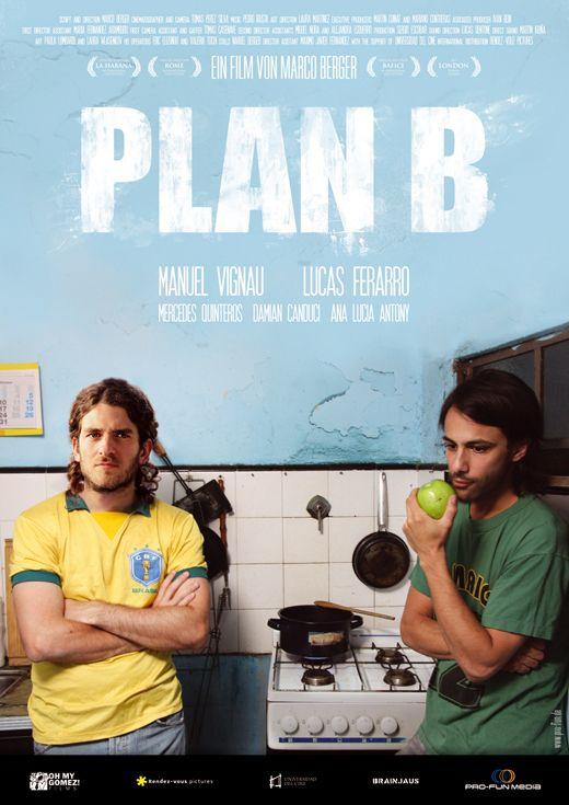 PLAN B (Argentina, 2009) Director: Marco Berger. Actores: Manuel Vignau, Lucas Ferraro. #CineArgentino #LGBT