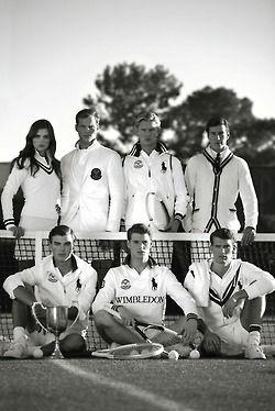 Ralph Lauren Tennis Prep