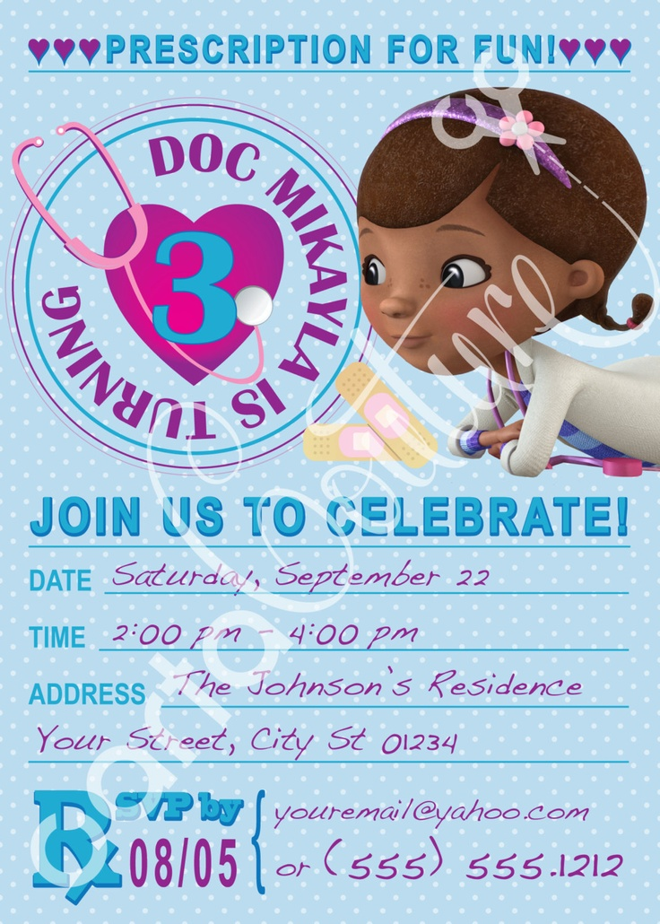 84 best Doc Mcstuffins images on Pinterest Doc mcstuffins birthday