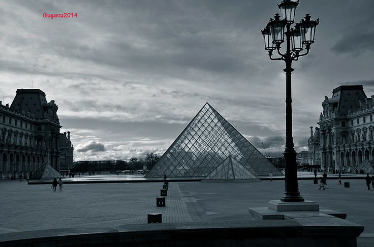 The Louvre by Amani Oraganza Hamza on 500px