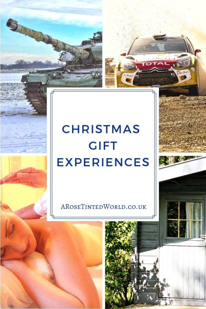 Christmas Gift Experiences | Gift Ideas | Pinterest | Christmas ...
