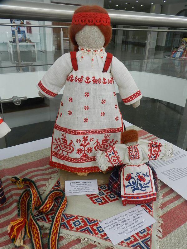 Русский костюм на рубеже эпох. Куклы - vita_colorata