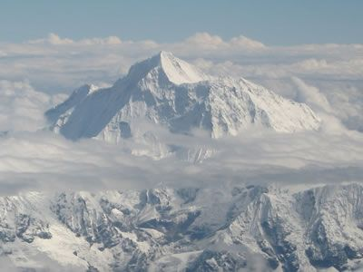 mount everest how cool would it be just to climb a little bit of it!