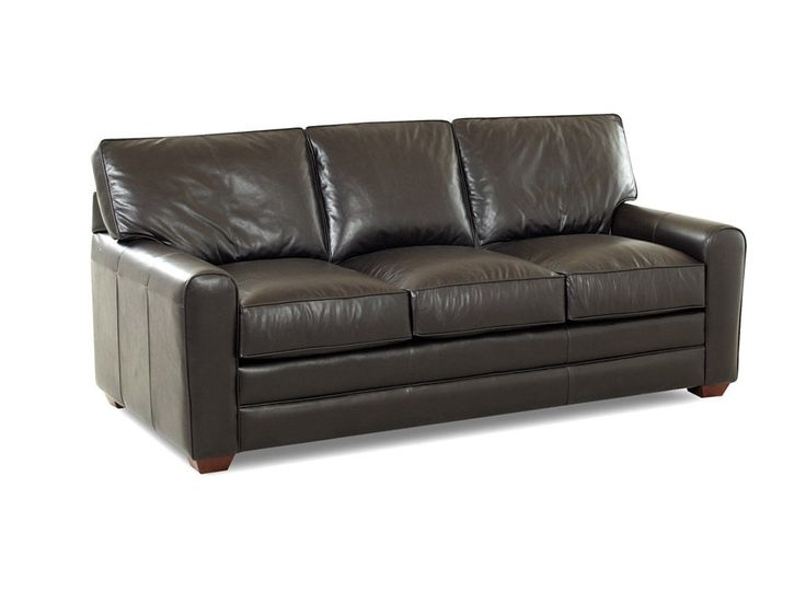 Klaussner Living Room Hybrid Sofa LTD54400 S - Klaussner Home Furnishings -  Asheboro, North Carolina - 47 Best Images About Klaussner Leather On Pinterest Chairs