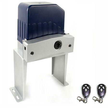 Aleko AC1400 Sliding Gate Motor Gate Opener Gate Operator