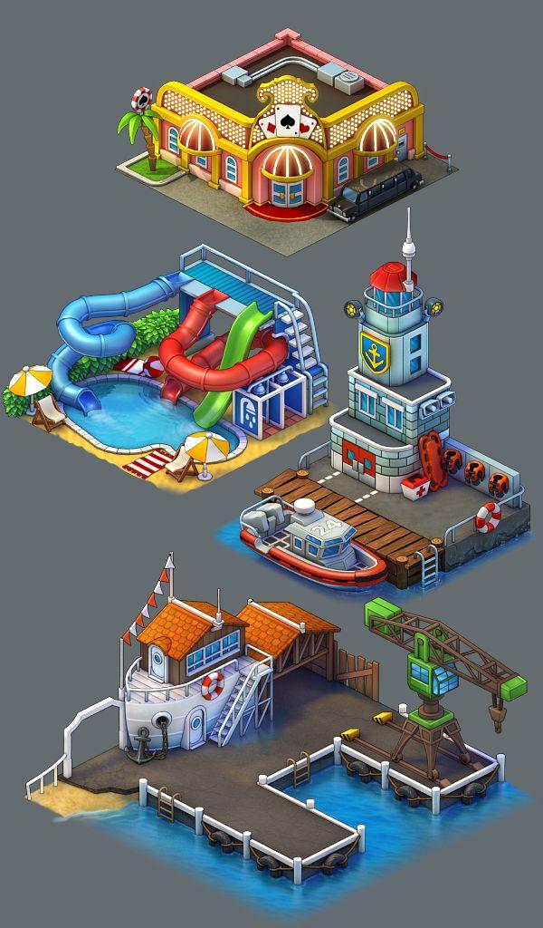 Township Freemium - первая мобильная игра от Playrix, успешно запущенная на iTunes AppStore, Google Play и Amazon AppStore.
