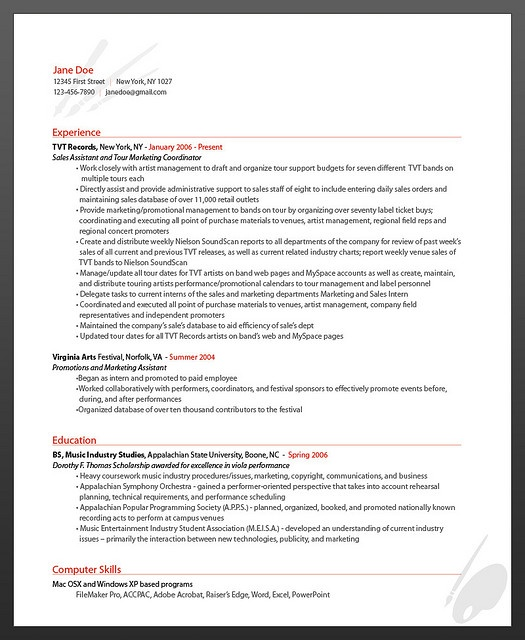 50 best Resume and Cover Letters images on Pinterest Sample - different types of resume format