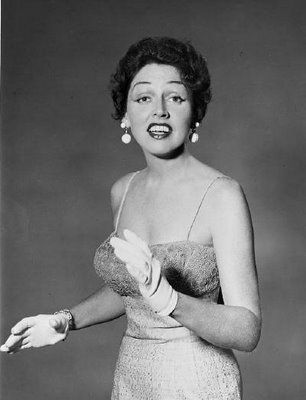 Anita O'Day was an amazing jazz vocalist with incomparable lyric interpretation: