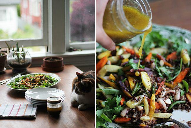 Wholehearted Eats : Ancient Grain Market Salad