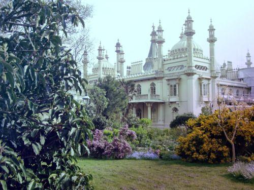The Royal Pavilion in Brighton