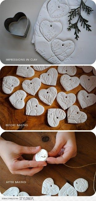 Beautiful idea for a gift for Christmas <3