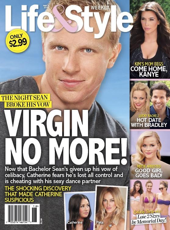 Sean Lowe: Virgin No More?!