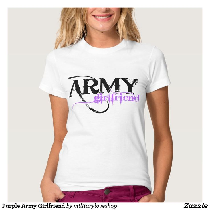 Purple Army Girlfriend Dresses