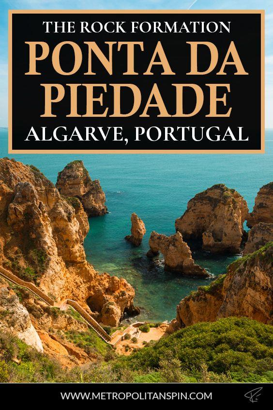 Need a change of scenery? Explore the beautiful Ponta da Piedade! #portugal #algarve #europe #travel