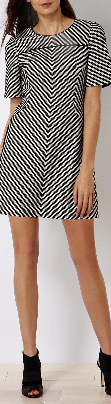 Karen Millen women fashion outfit clothing style apparel @roressclothes closet ideas