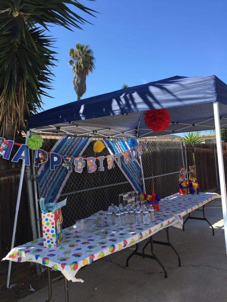17 besten Paw patrol birthday party Bilder auf Pinterest ...