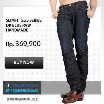 Lengkapi koleksi celana jeans kamu dengan jeans keren satu ini. Yuk order sekarang di www.bombboogie.co.id