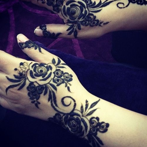 1000 ideas about black henna on pinterest henna arabic
