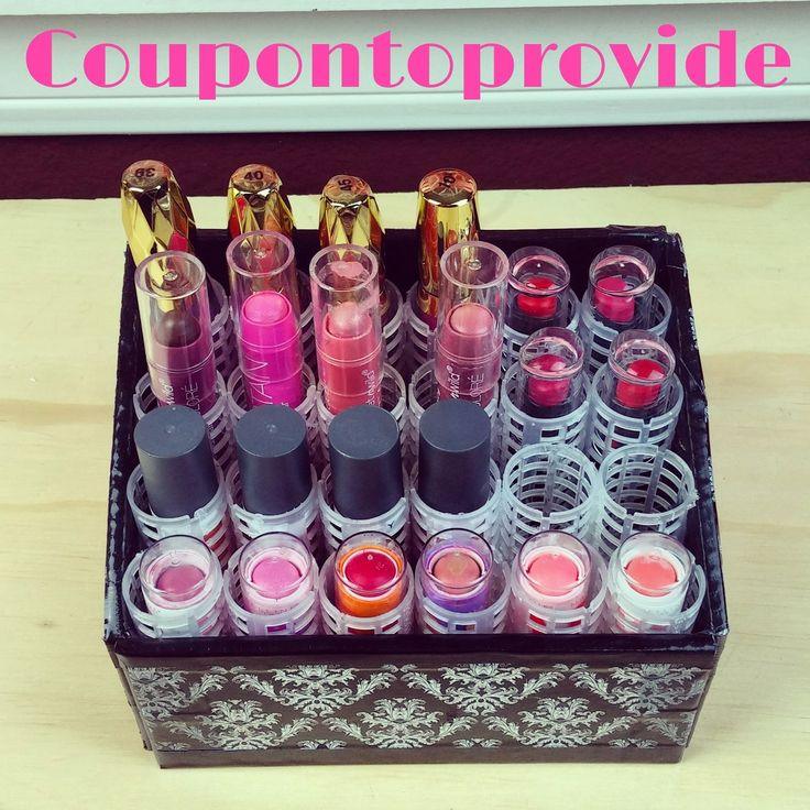 Diy 24 lipstick storage organizer you tube pinterest diy 24 lipstick storage organizer you tube pinterest storage organizers storage and organizations solutioingenieria Gallery