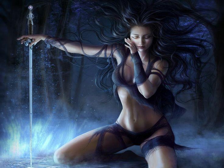 Nude Fantasy Artwork 85