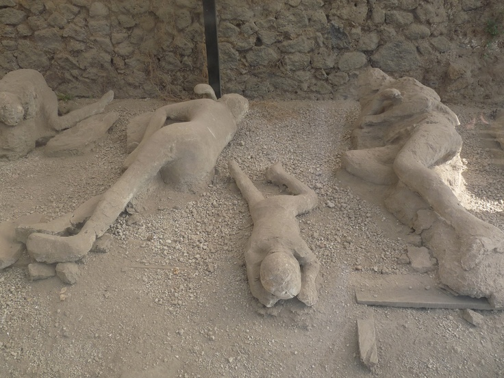 41 best images about Pompeii Volcano Bodies on Pinterest